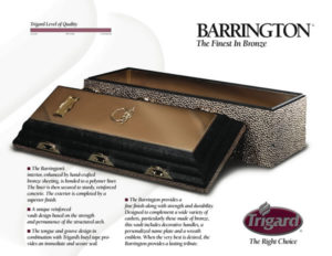 Barrington Vault