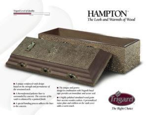 Hampton Vault